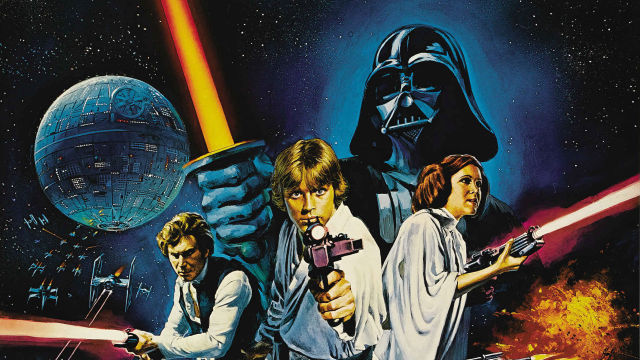 Watch the Original Star Wars Trilogy As It Was Before