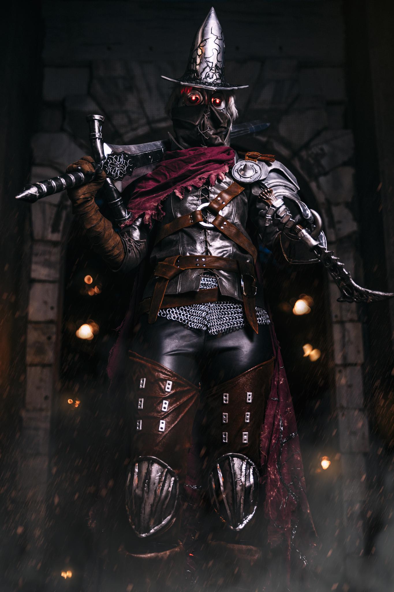 Dark Souls 3s Fire Keeper SFM PMV  Pornhubcom