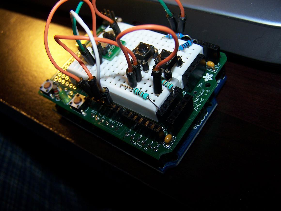 Arduino tilt mouse « adafruit industries makers hackers
