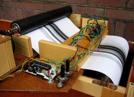 Arduino image scanning sequencer « Adafruit Industries – Makers