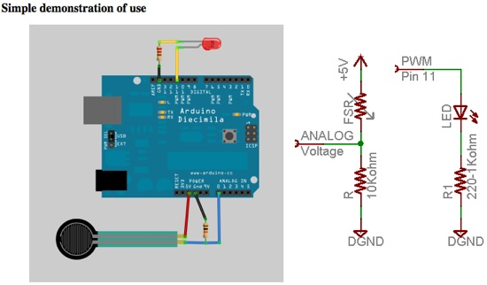 Lab: Analog In with an Arduino ITP Physical Computing