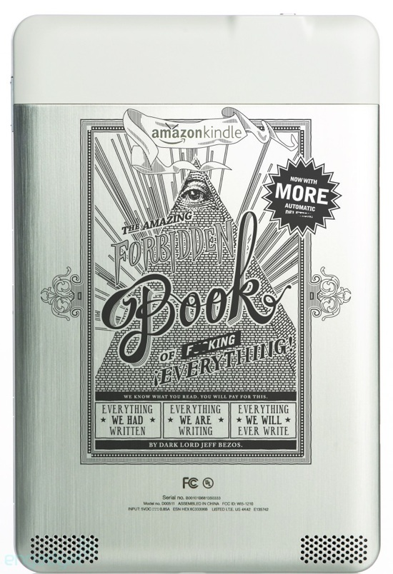 Kindle-Theamazingbookofeverything