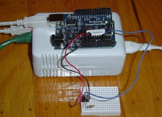 Sheeva-Arduino