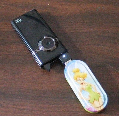 Flip Camera Charger