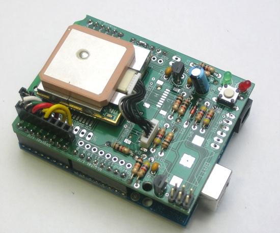 Arduino GSM shield Open Electronics
