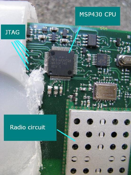 Hack Digital Power Meter : Reverse engineering a smart meter… « adafruit industries