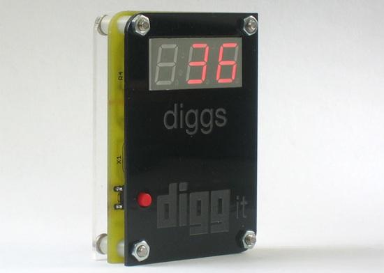 Digg-Device