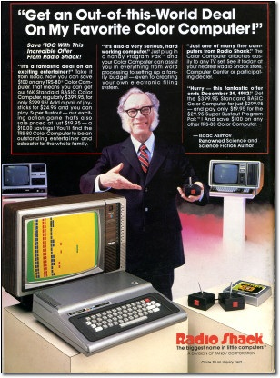 6569-Isaac Asimov Color Computers
