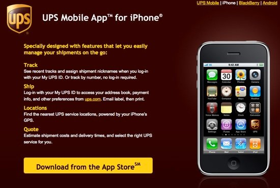 ThomasAtUPS – For shipping geeks & biz owners – UPS has a