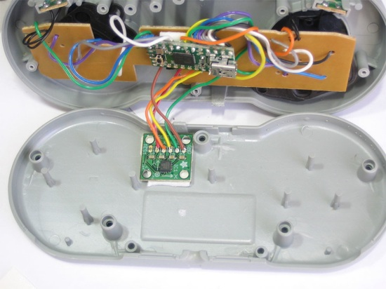HOW TO – Make a USB Game pad with tilt-accelerometer mouse