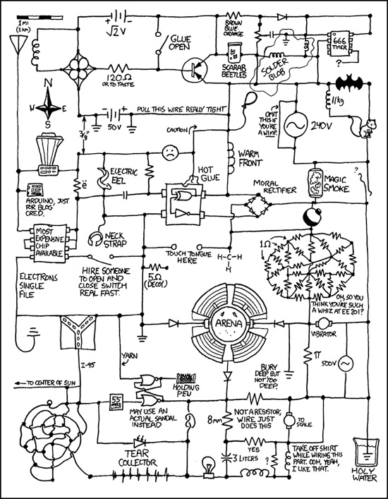 Xkcd Circuit Diagram Adafruit Industries