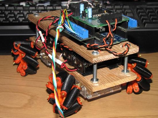 Mecanumbot1