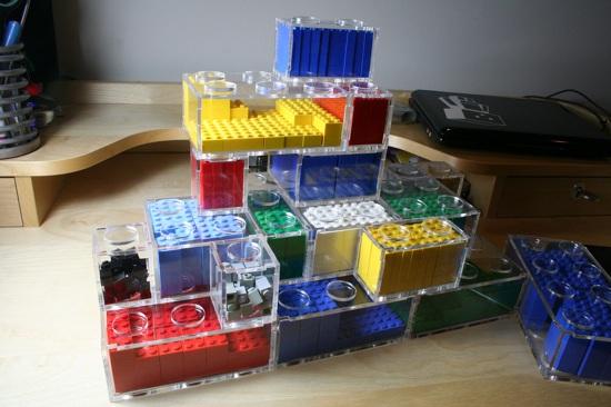 Meta Lego Storage 171 Adafruit Industries Makers Hackers