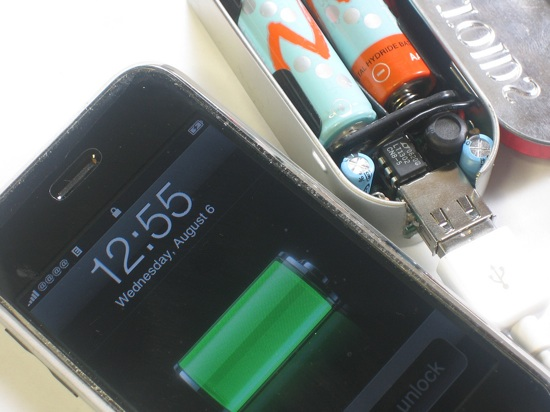 HOW TO – Make a solar MintyBoost, a solar power charger ...