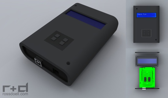 Arduino Enclosure01