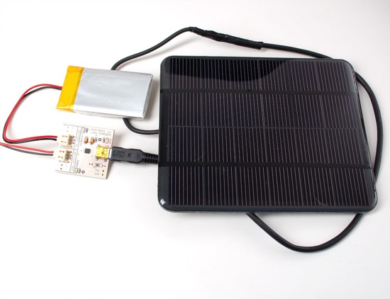 How To Make A Solar Mintyboost A Solar Power Charger