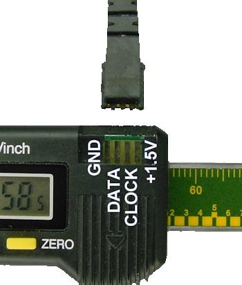 Caliper-Digital-Data-Port Pinout-Of-Imported-Digital-Caliper