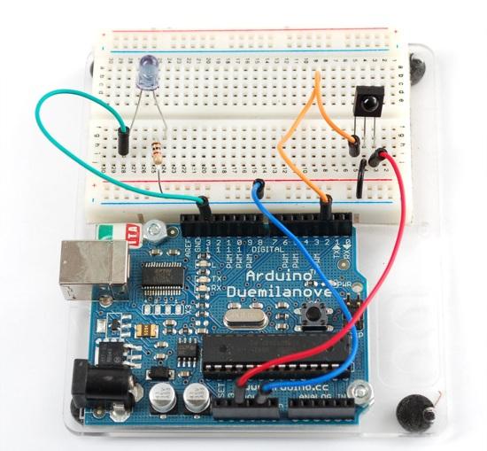 Images Sensors Intervalometer