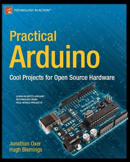 Books To Learn Arduino   U2013 An Adafruit Electronics Gift