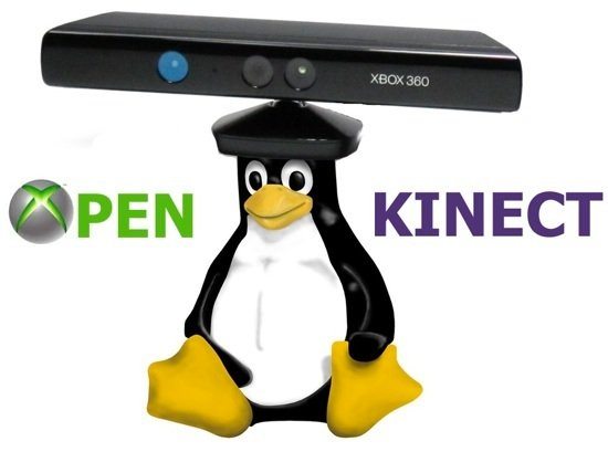 Linux kinect