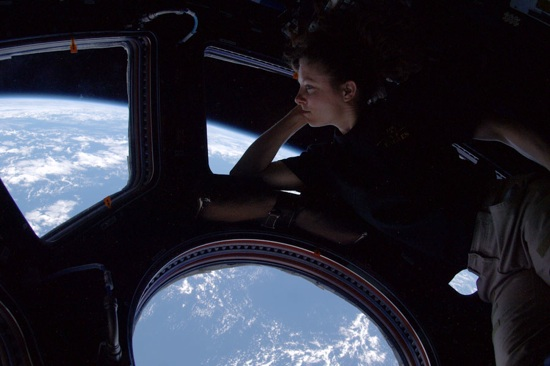 Cupolaview Iss14