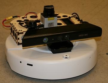 Hacked-Kinect-Bot