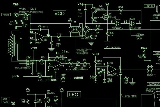 korg publishes monotron synthesizer schematic adafruit industries rh blog adafruit com