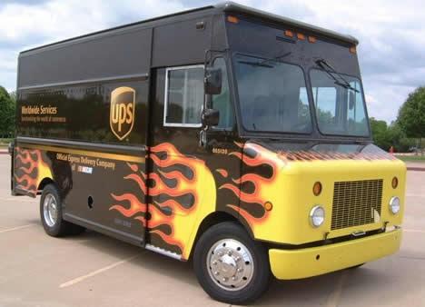 Ups-Truck-Hybrid