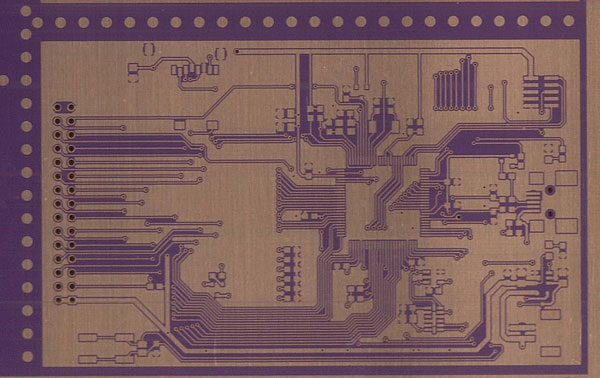 PCB Manufacturing Process - Exposing