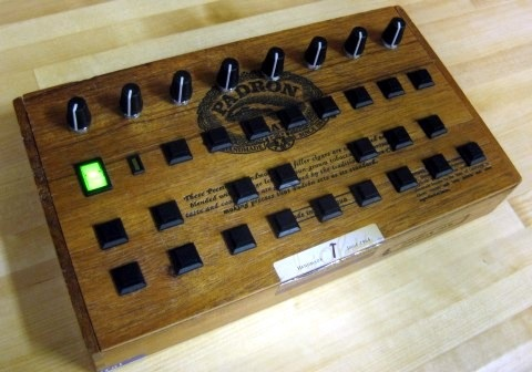 Cigar-Box-Midi-Controller