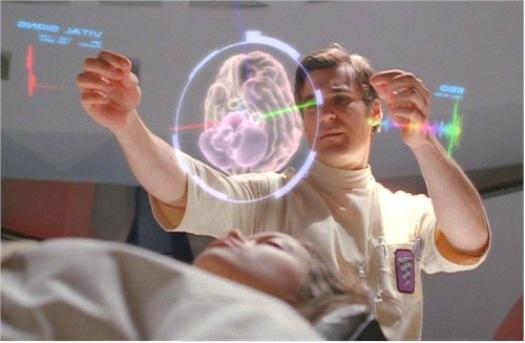 Kinect Medical Imaging