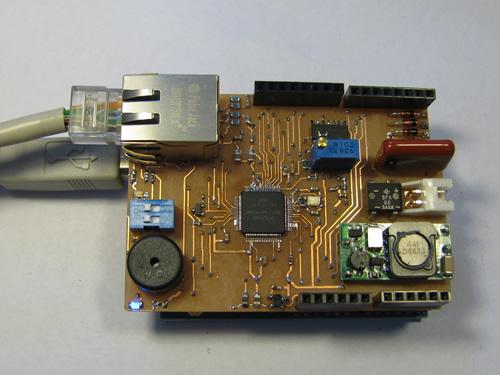 Tokyo hackerspace geiger shield for arduino « adafruit