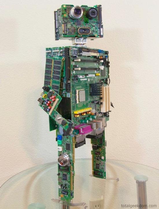 Standingrobot