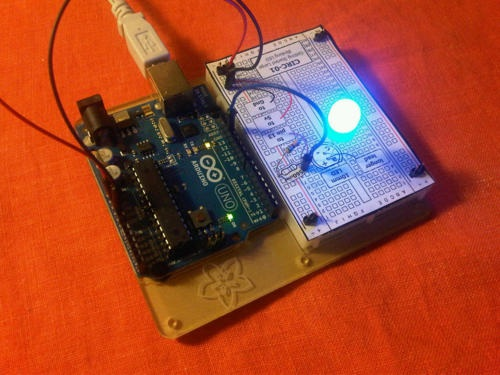 Getting started with arduino my little store