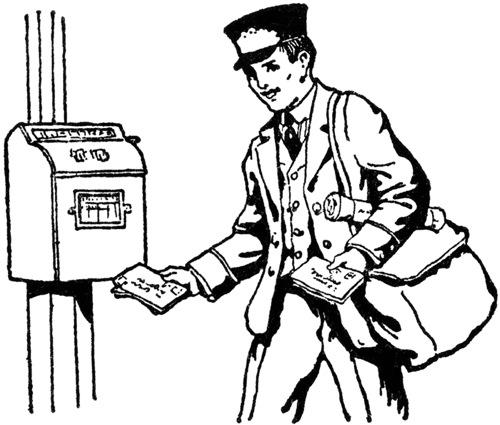 63684 Mailman Lg