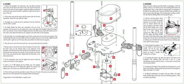 4M Doodling Robot Kit Review 2