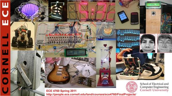 Ece4760 Summary 2011