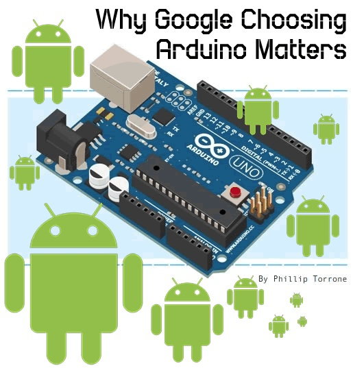 Why Arduino Google-1