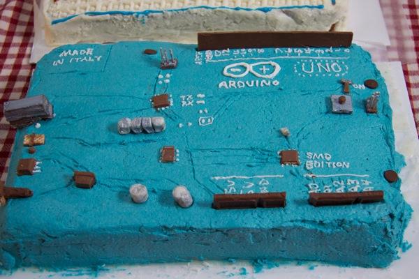Arduinocake 1