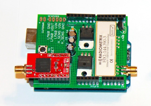 Trackuino An Arduino APRS tracker « Adafruit Industries – Makers