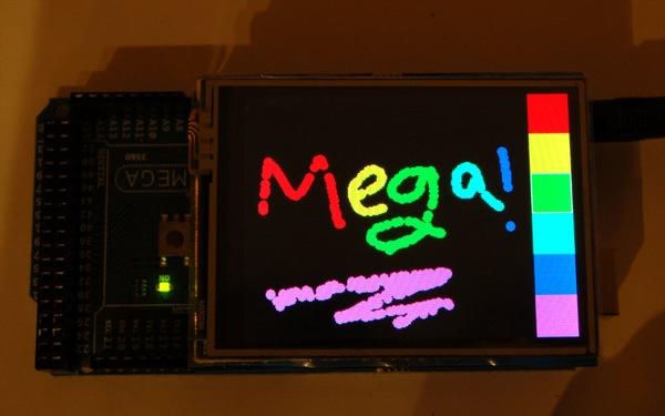 Megatft