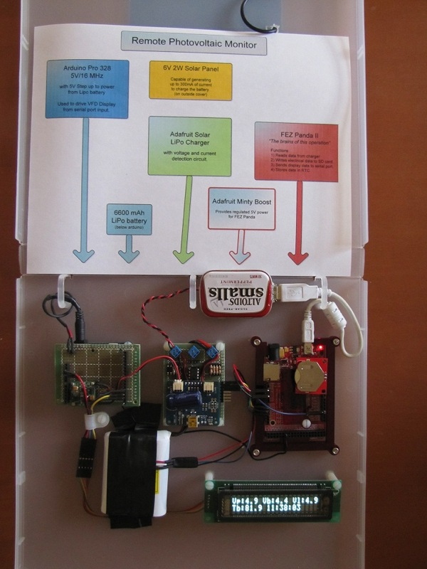 Solar Mintyboost 171 Adafruit Industries Makers Hackers