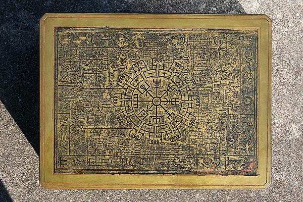Mystic Radio Icelandic Runes And Schematic Symbols Adafruit