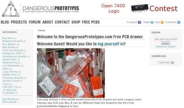 Pcb Store -W600