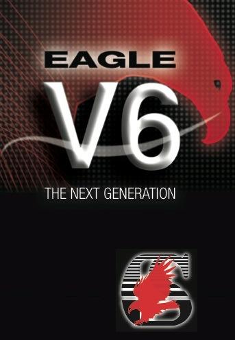 cadsoft eagle professional 6.6.0