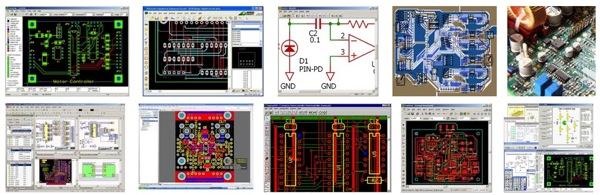 Comparative review of PCB CAD software for hobbyists « Adafruit ...