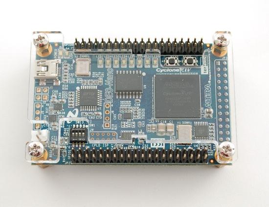 NEW PRODUCT – DE0-Nano – Altera Cyclone IV FPGA starter