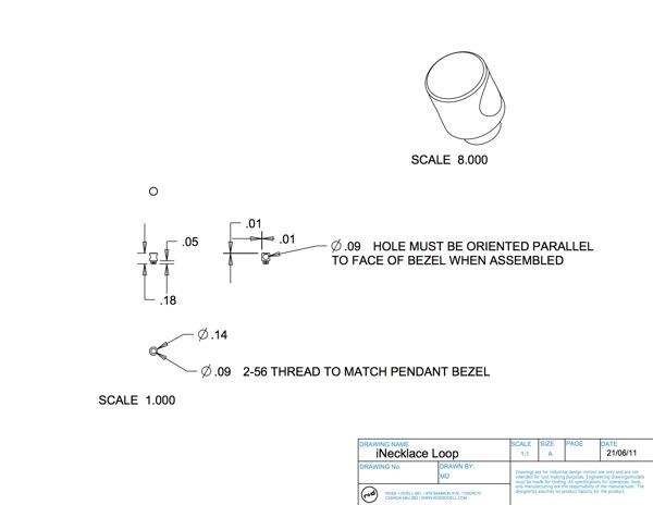 Inecklace Loop