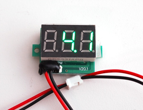 Minivotmeter Lrg
