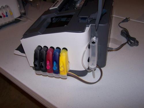 Continuous Ink Supply Printer Mod 171 Adafruit Industries